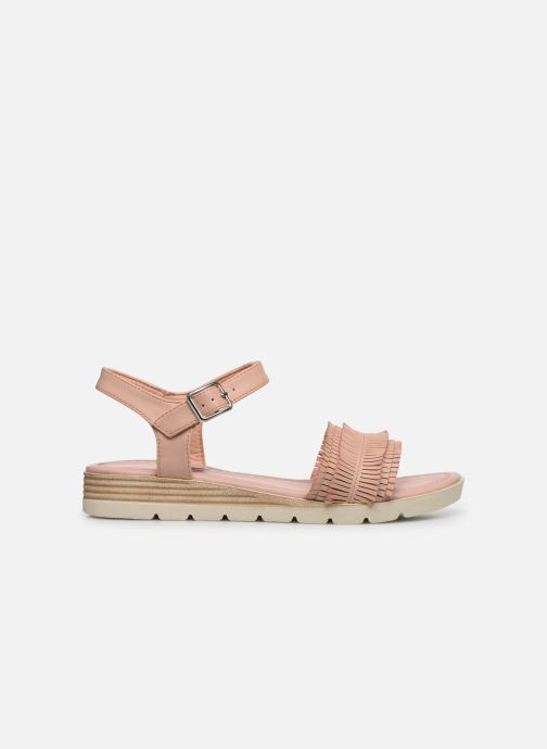 Sandales et nu-pieds Refresh 69748 Beige vue derrière