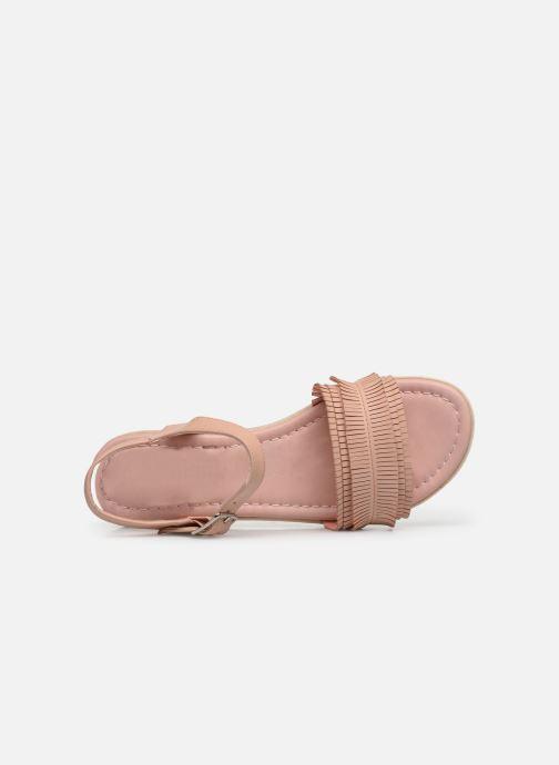 Sandales et nu-pieds Refresh 69748 Beige vue gauche