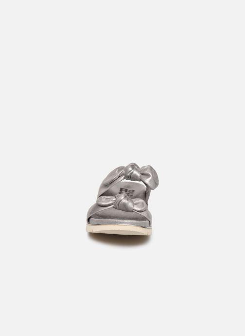 Mules et sabots Refresh 69749 Argent vue portées chaussures