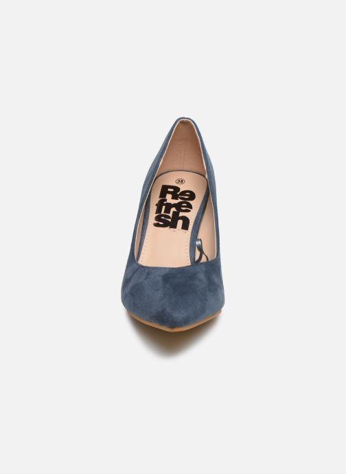 Zapatos de tacón Refresh 69844 Azul vista del modelo
