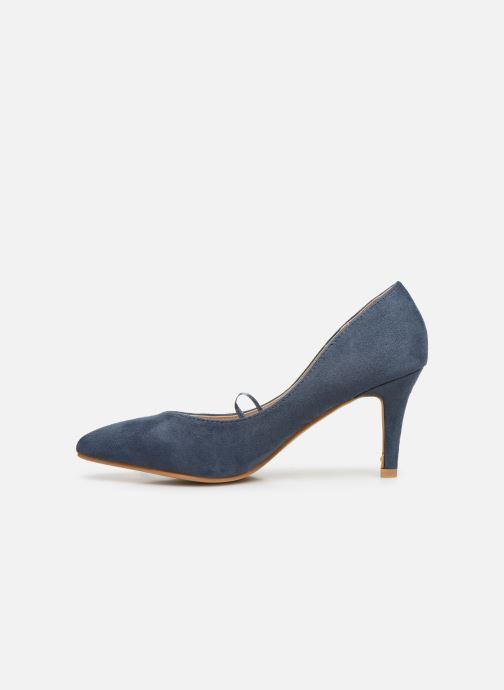 Zapatos de tacón Refresh 69844 Azul vista de frente