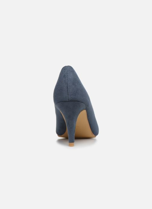 Zapatos de tacón Refresh 69844 Azul vista lateral derecha
