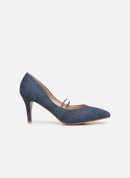 Zapatos de tacón Refresh 69844 Azul vistra trasera