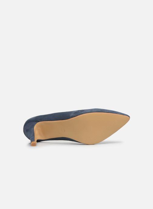 Zapatos de tacón Refresh 69844 Azul vista de arriba