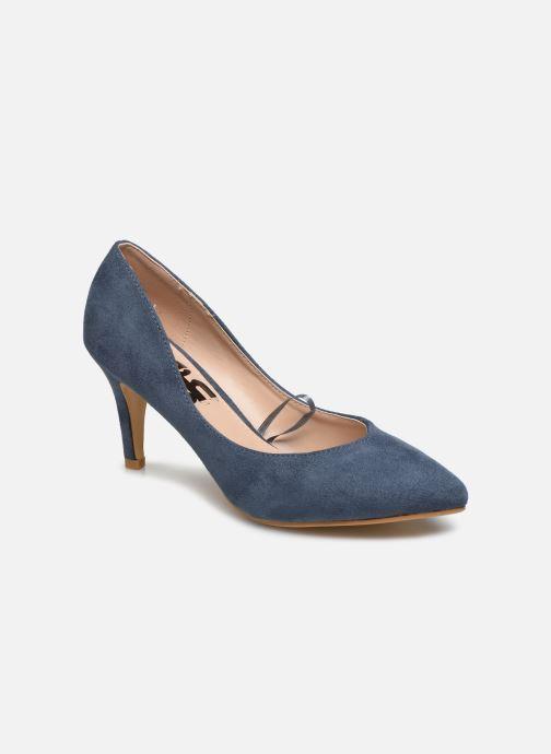 Zapatos de tacón Refresh 69844 Azul vista de detalle / par