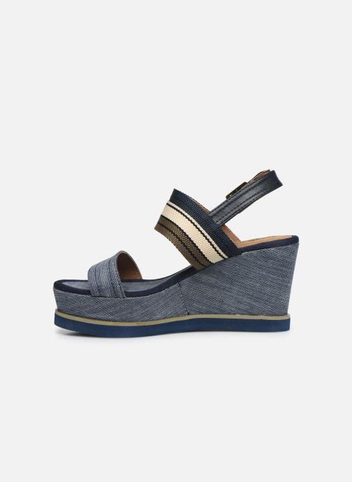 Sandales et nu-pieds Refresh 69909 Bleu vue face
