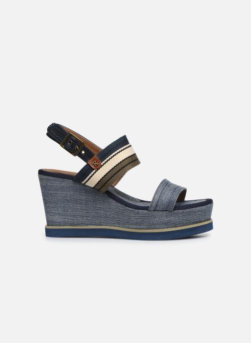 Sandales et nu-pieds Refresh 69909 Bleu vue derrière