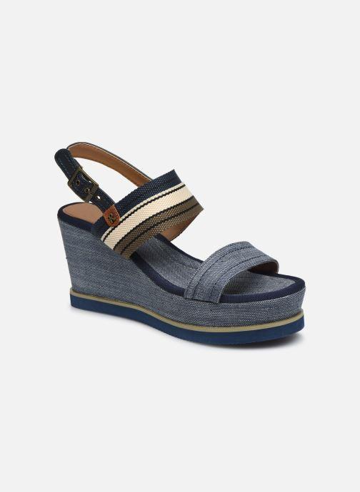 Sandales et nu-pieds Refresh 69909 Bleu vue détail/paire