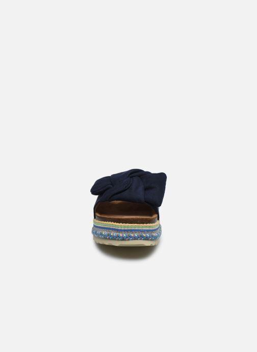 Espadrilles Refresh 69924 Bleu vue portées chaussures