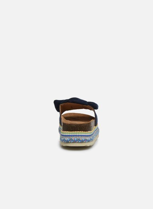 Espadrilles Refresh 69924 Bleu vue droite