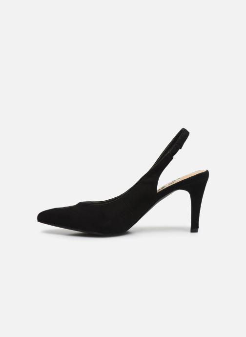 Zapatos de tacón Refresh 69972 Negro vista de frente