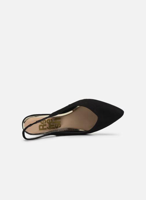 Zapatos de tacón Refresh 69972 Negro vista lateral izquierda