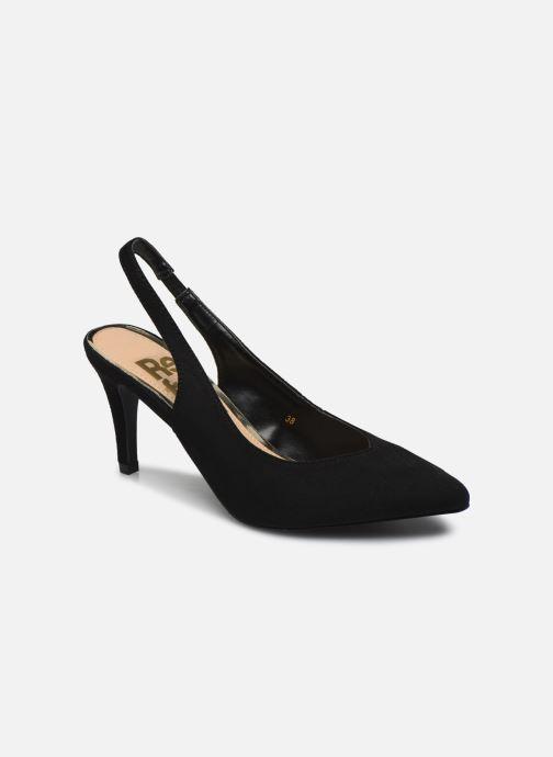 High heels Refresh 69972 Black detailed view/ Pair view