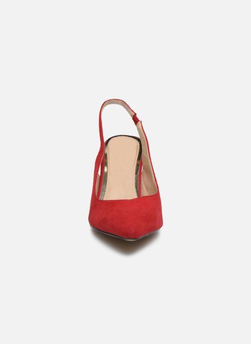 Escarpins Refresh 69972 Rouge vue portées chaussures