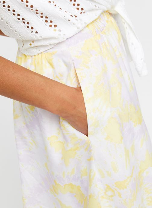 Kleding Vila Long Skirts Viflammatiedya Multicolor voorkant