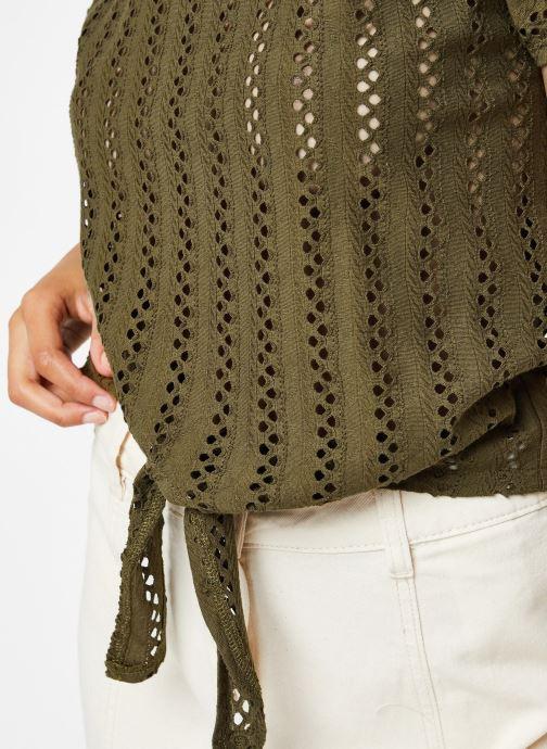 Vêtements Vila Tops Vipiline Vert vue face