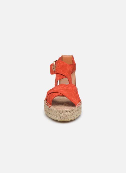 Espadrilles Pare Gabia ENDO Oranje model