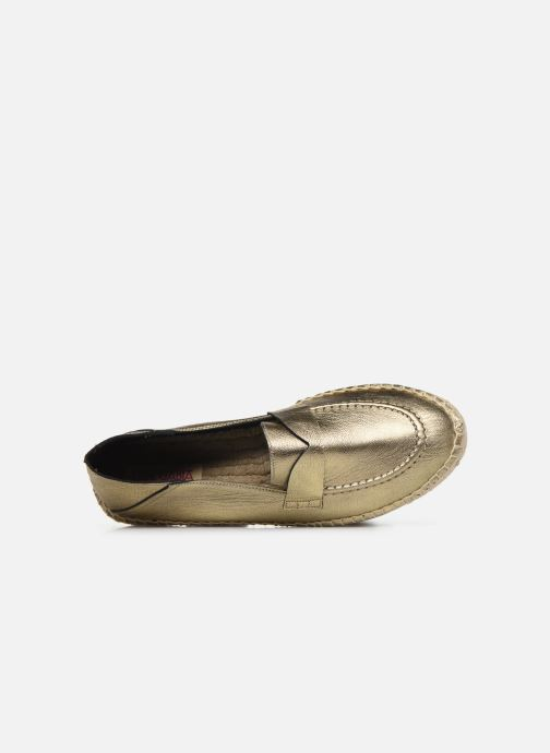 Espadrilles Pare Gabia VP LOAFER Goud en brons links