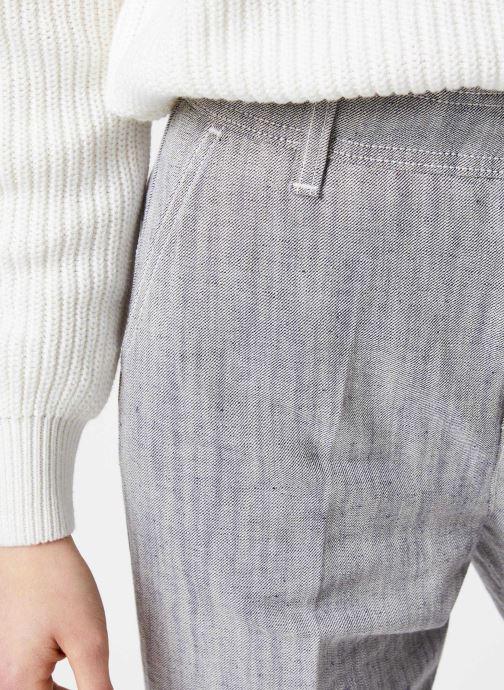 Vêtements Bensimon Pantalon Domitie Gris vue face