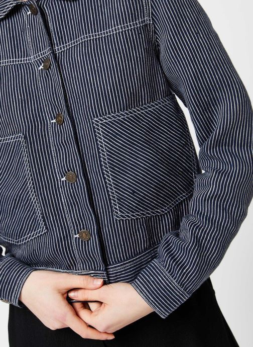 Bensimon Veste Indaca (Bleu) - Vêtements chez Sarenza (437896)
