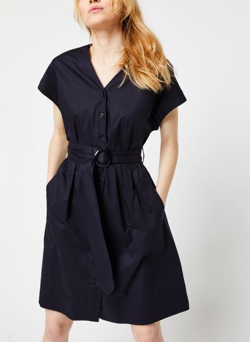 Vêtements Bensimon Robe Dulcie Bleu vue droite