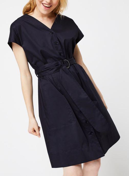 Vêtements Bensimon Robe Dulcie Bleu vue détail/paire