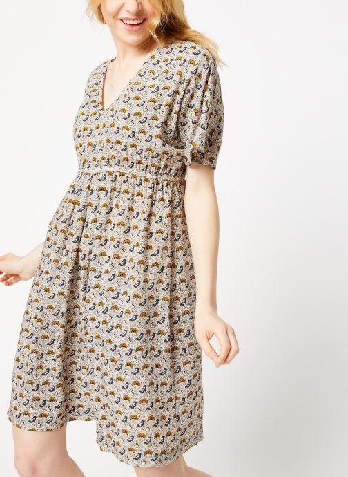 Vêtements Bensimon Robe Borial Marron vue détail/paire