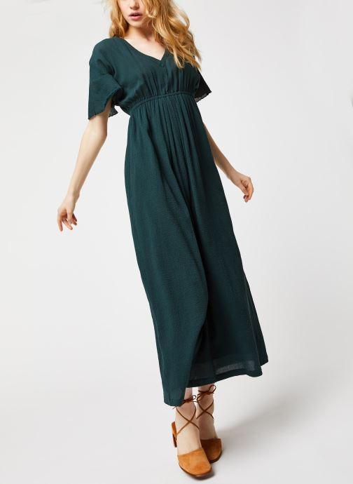Vêtements Bensimon Robe Boria Vert vue bas / vue portée sac