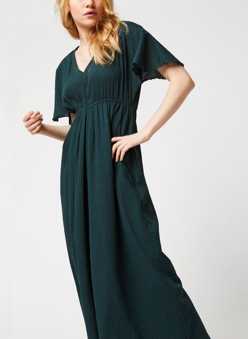 Vêtements Bensimon Robe Boria Vert vue droite