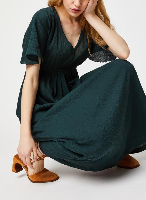 Vêtements Bensimon Robe Boria Vert vue détail/paire