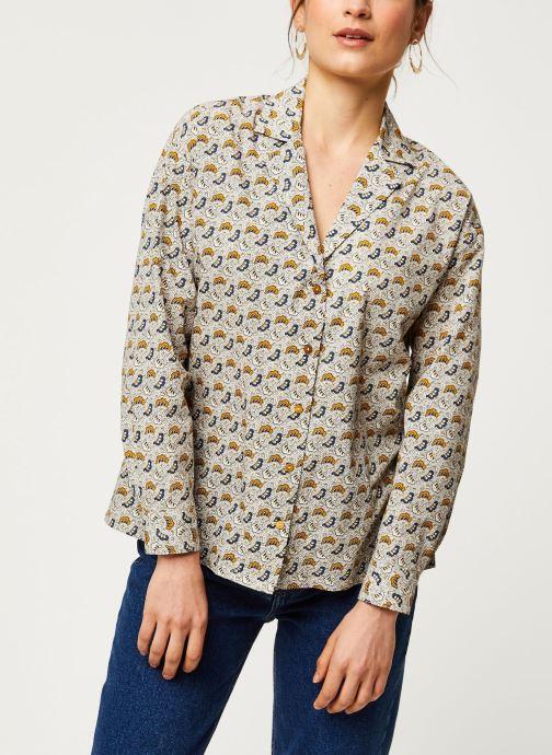 Vêtements Bensimon Chemise Doria Marron vue droite