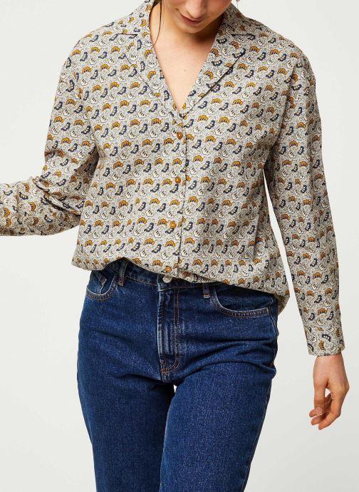 Vêtements Bensimon Chemise Doria Marron vue détail/paire
