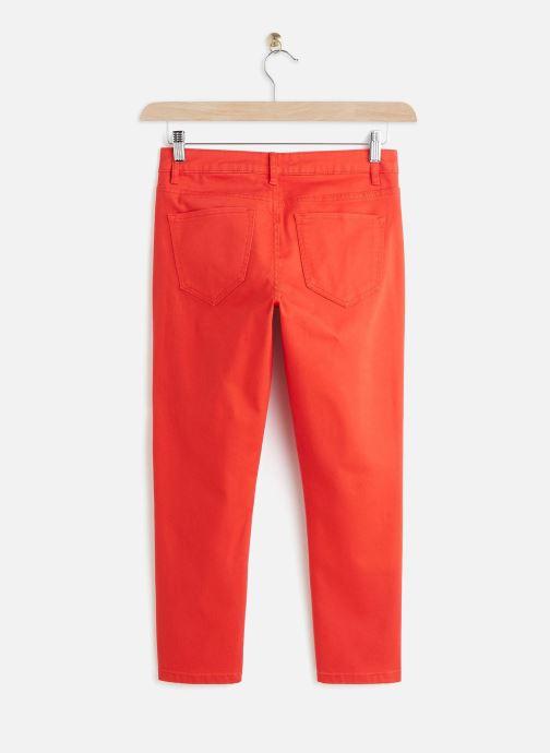 Kleding Vero Moda Vmseven Slim Pocket Pants Rood onder