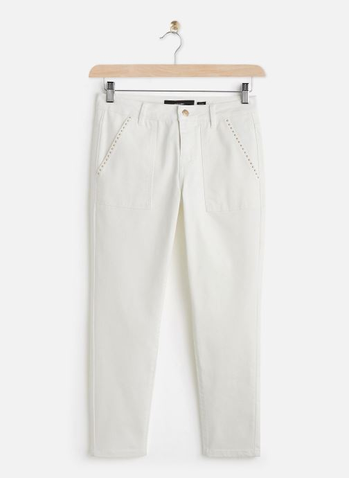 Pantalon slim - Vmseven Slim Pocket Pants