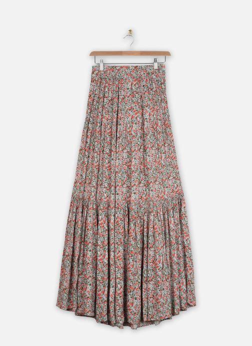 Vêtements Y.A.S YASFAUNA LONG SKIRTS Multicolore vue détail/paire