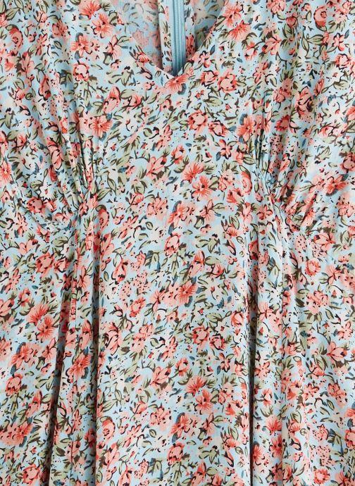 Y.a.s Yasfauna Short Dresses - Multi (dusty Blue)