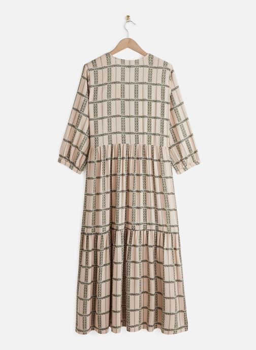 Y.A.S Robe maxi - Yasflosha Short Dresses (Rose) - Vêtements (437995)