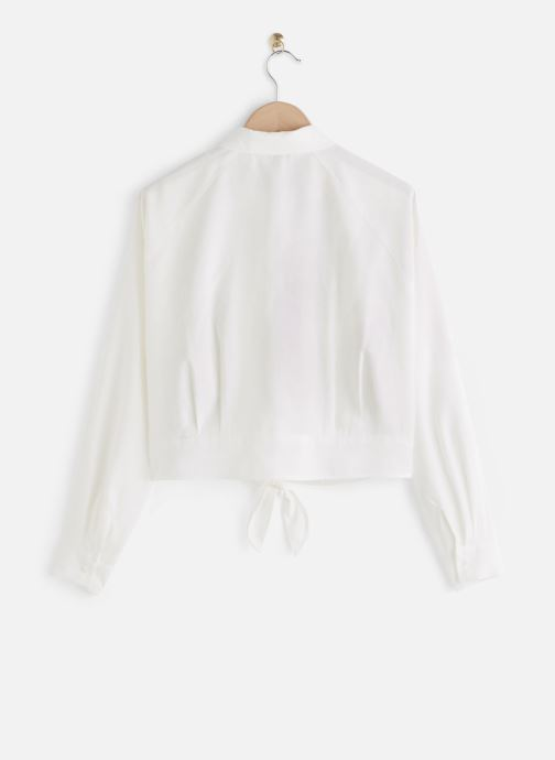 Y.a.s Yasnava L/s Shirts - Hvid (star White)