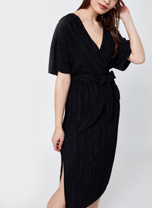 Kleding Y.A.S YASOLINDA SHORT DRESSES Zwart detail
