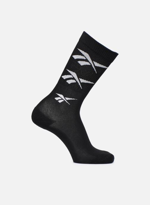 Chaussettes et collants Reebok CL Repeat Vector Sock Noir vue détail/paire