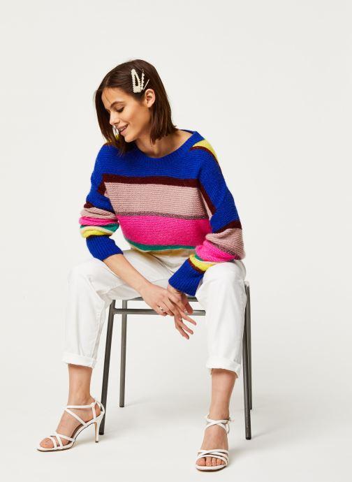 Vêtements Essentiel Antwerp Virtuosa knitwear Multicolore vue bas / vue portée sac
