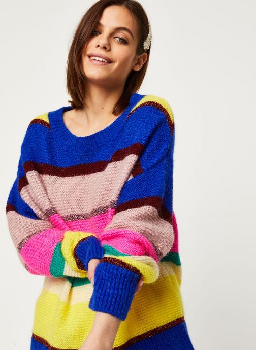 Vêtements Essentiel Antwerp Virtuosa knitwear Multicolore vue face