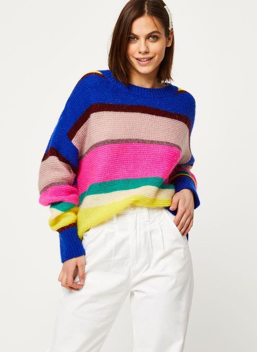 Vêtements Essentiel Antwerp Virtuosa knitwear Multicolore vue droite