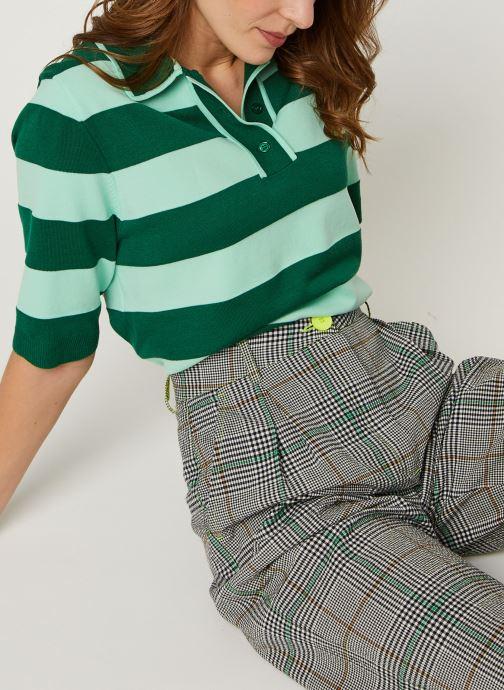 Vêtements Accessoires Vailhan striped polo