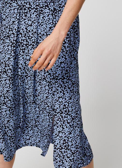 Vêtements MOSS COPENHAGEN Jupe Celina Bleu vue face