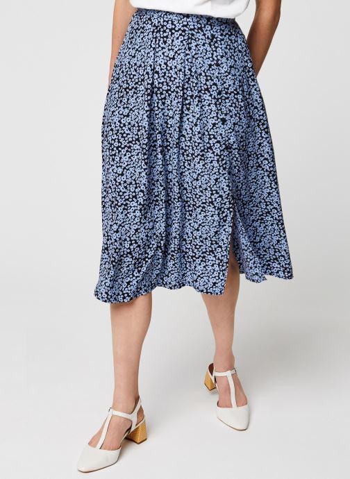 Vêtements MOSS COPENHAGEN Jupe Celina Bleu vue détail/paire
