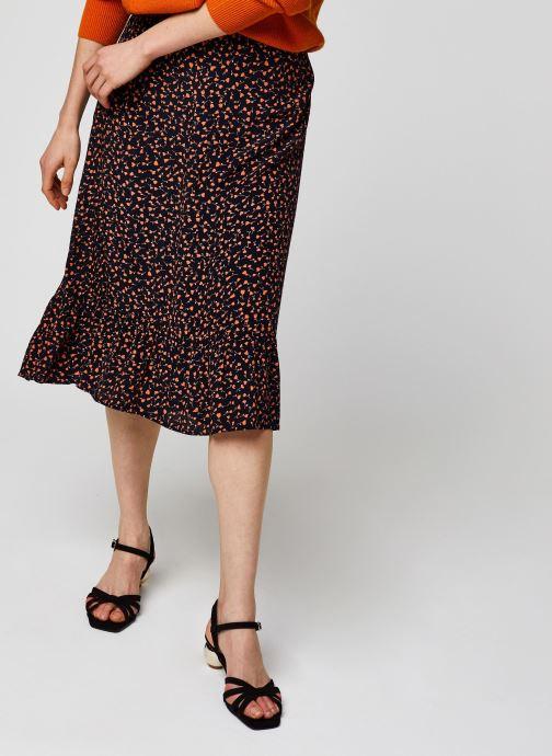 Vêtements MOSS COPENHAGEN Jupe Milana Noir vue détail/paire