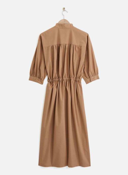 MOSS COPENHAGEN Robe Taylor (Marron) - Vêtements (438142)
