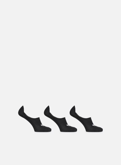 Chaussettes et collants adidas originals Low Cut Sock 3P Noir vue détail/paire