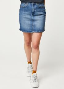 Summer Skirt Mid Blue